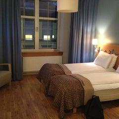 Photo taken at Best Western Hotell Bondeheimen by Natalia V. on 9/29/2013
