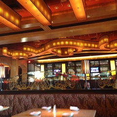 Photo taken at The Cheesecake Factory by Calvin F. on 12/21/2012