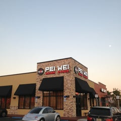 Photo taken at Pei Wei by Calvin F. on 1/24/2013