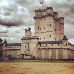 Photo taken at Château de Vincennes by Ivan N. on 5/29/2013