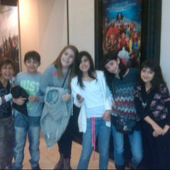Photo taken at Cinemark San Justo by Carla S. on 5/11/2013