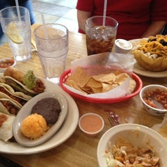 Photo taken at Taqueria Corona by Hilary H. on 7/17/2014