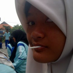 Photo taken at SMA Muhammadiyah 2 Sidoarjo by Safira P. on 1/10/2014