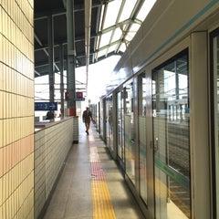 Photo taken at 산본역 (Sanbon Stn.) by GeumSung A. on 9/1/2015