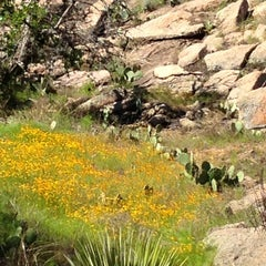 Photo taken at Enchanted Rock State Natural Area by DarkSkin 🌺 Q. on 4/29/2013