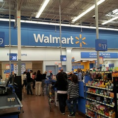 Photo taken at Walmart Supercenter by Rick F. on 2/19/2013