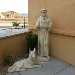 Photo taken at St. Francis Of Assisi Church by Ashley C. on 5/6/2013