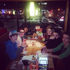 Photo taken at Applebee's by David M. on 3/15/2014