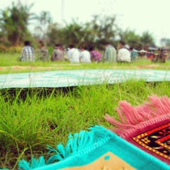 Photo taken at Universitas Islam Riau (UIR) by Aynikha N. on 8/15/2013