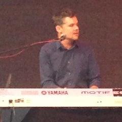 Photo taken at Nightfall Concert Series by Julie B. on 8/30/2014