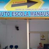 Photo taken at Auto escola Manaus by Roosevelt Braga J. on 1/8/2013
