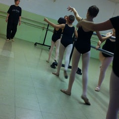 Photo taken at Thomas Dance Studio by Stacie H. on 2/21/2013