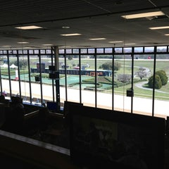 Photo taken at Oaklawn Racing & Gaming by Zach on 3/14/2013