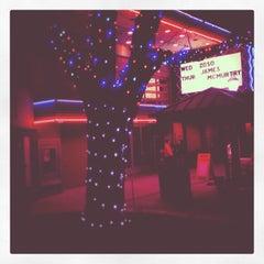 Photo taken at Mesa Theatre  Club & Lounge by Matthew C. on 2/22/2013