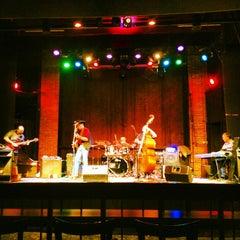 Photo taken at Mesa Theatre  Club & Lounge by Matthew C. on 2/27/2013