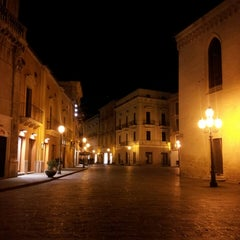 Photo taken at Piazza Rossetti by Chiara C. on 5/1/2013