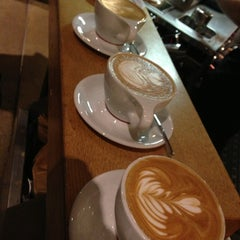 Photo taken at Intelligentsia Coffee & Tea by Matt S. on 1/6/2013