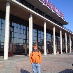 Photo taken at Вокзал Прибрежных Морских Сообщений by Герман К. on 10/30/2015