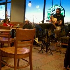 Photo taken at Starbucks by Eric M. on 4/3/2011