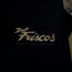 Photo taken at Del Frisco's Double Eagle Steakhouse by Rodney P. on 6/7/2013