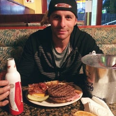 Photo taken at The Great American Diner and Pub by Lucie P. on 5/29/2014