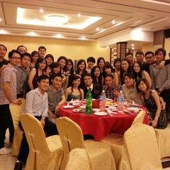 Photo taken at Restaurant Lu Yeh Yen by Chai K. on 1/12/2013