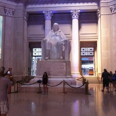 Photo taken at The Franklin Institute by Rushton J. on 6/11/2013
