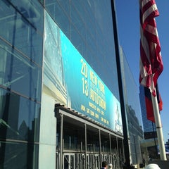 Photo taken at Jacob K. Javits Convention Center by Avery C. on 3/27/2013