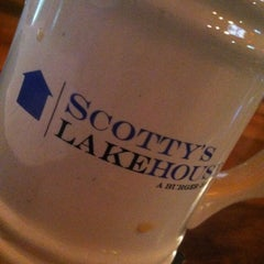 Photo taken at Scotty's Lakehouse by RUSS on 11/28/2012