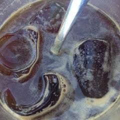 Photo taken at Café Delicias by Anca M. on 6/8/2014