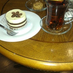 Photo taken at Barista by Merve Tugba T. on 1/27/2013