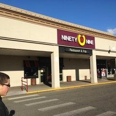 Photo taken at Ninety Nine Restaurant by Umberto O. on 1/20/2013