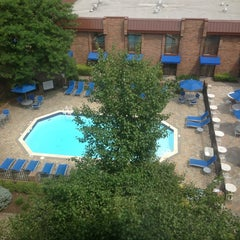 Photo taken at Hilton Parsippany by Philippe P. on 6/27/2013