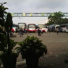 Photo taken at Terminal Leuwipanjang by ANto W. on 5/5/2013