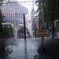 Photo taken at Stasiun Cilebut by M. Chaidir H. on 2/18/2016