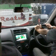 Photo taken at Gerbang Tol Cibitung by reSa s. on 2/25/2014