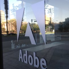 Photo taken at Adobe by Santi F. on 4/22/2013