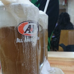 Photo taken at A&W by Nik Haz on 7/22/2014
