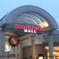 Photo taken at SouthPark Mall by Alex R. on 1/20/2013