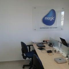 Photo taken at Magic Software Brasil by MANOEL FREDERICO S. on 9/27/2013