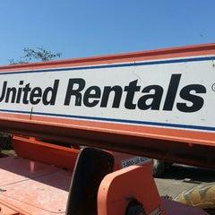 Photo taken at United Rentals by Sezinando J. on 3/27/2013