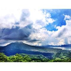 Photo taken at Batur View Spot by Мята М. on 4/22/2014