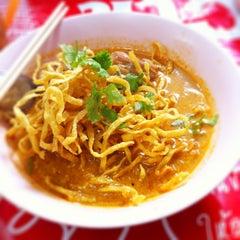 Photo taken at ร้านอาหาร 3 ภาค by Pichaya K. on 2/18/2013