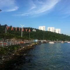Photo taken at Bali Hai Pier by Maeww M. on 12/22/2012