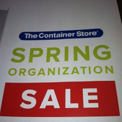 Photo taken at The Container Store by belindelag on 5/5/2013