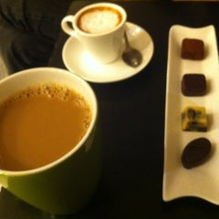 Photo taken at Cocoa Bar by Elizabeth Q. on 12/31/2012