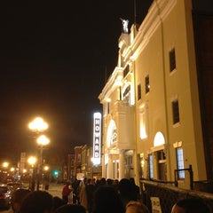 Photo taken at The Howard Theatre by Douglas R. on 1/14/2013