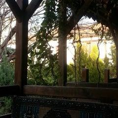 Photo taken at Lak Lak Cafe by NURDAN S. on 2/17/2013