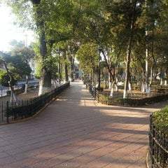Photo taken at Parque Allende by Carlos M T. on 4/6/2013