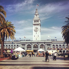 Photo taken at Ferry Building by Bewty P. on 3/14/2013